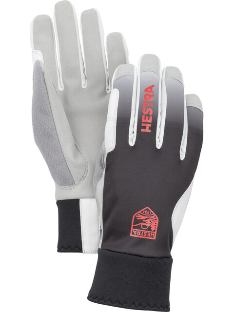 Hestra XC Race Fit 5 Finger Gloves Black